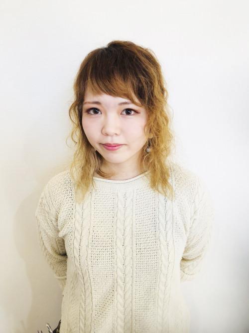 ise永井カレン副店長