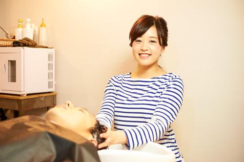 美容師パート